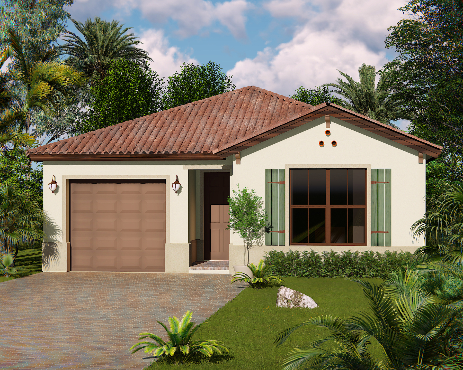 Fronterra New Model Homes in Naples, Florida | CC Homes