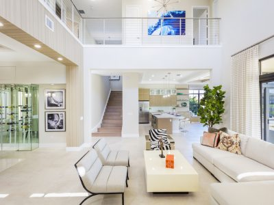 A custom home that speaks to your success