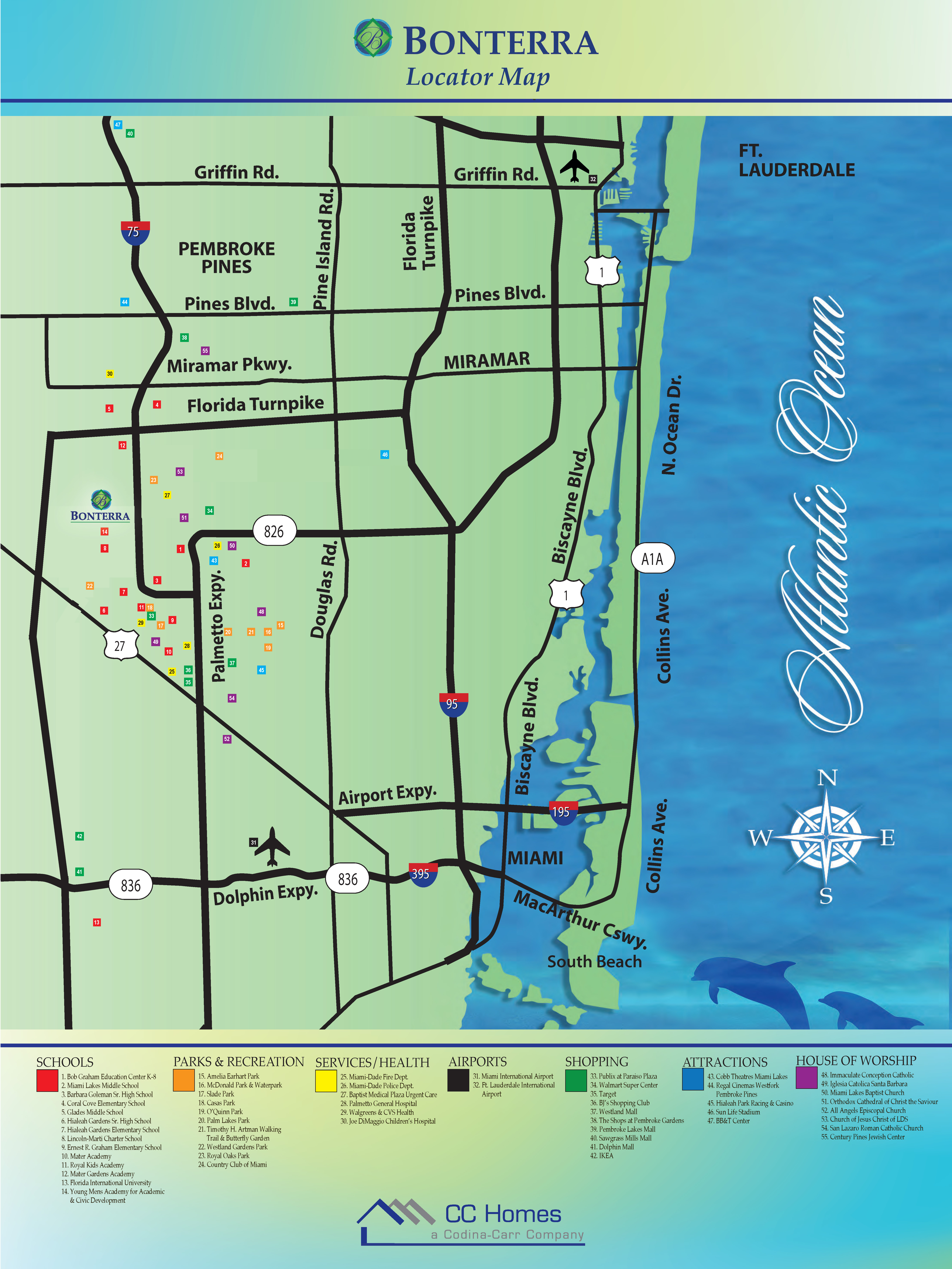 Bonterra A Hot New Community Hits the South Florida Map  CC Homes